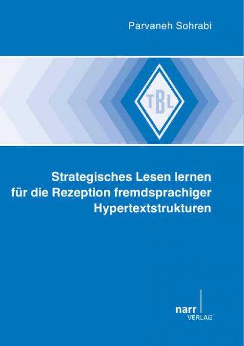 Strategisches Lesen lernen für die Rezeption fremdsprachiger Hypertextstrukturen cover