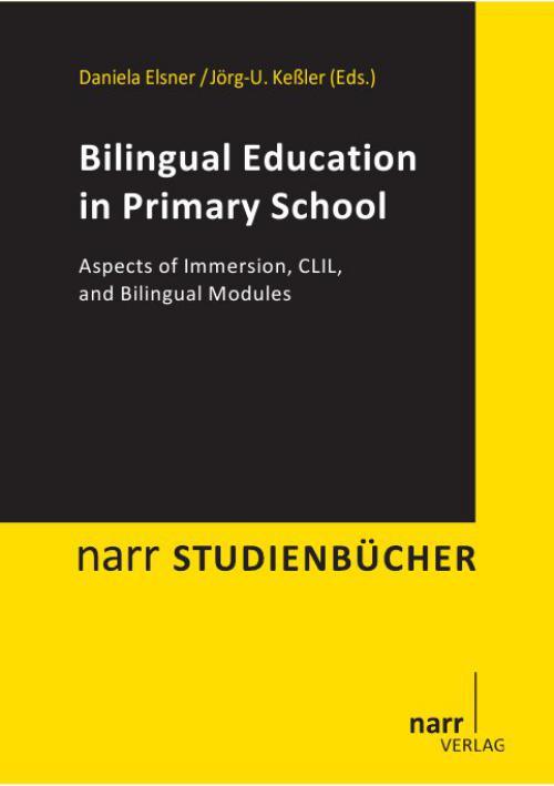 Bilingual Education in Primary School cover