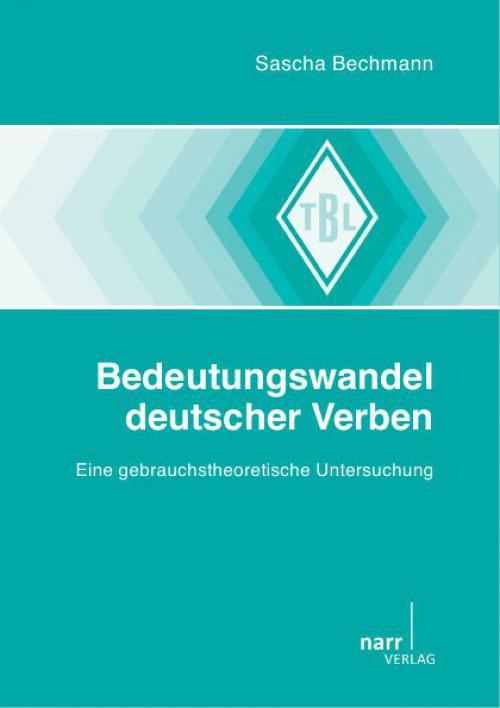 Bedeutungswandel deutscher Verben cover