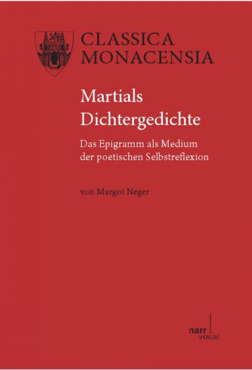 Martials Dichtergedichte cover