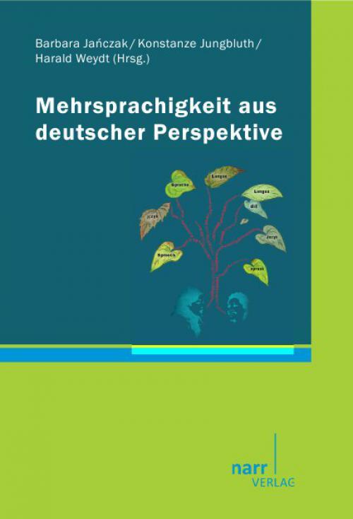 Mehrsprachigkeit aus deutscher Perspektive cover