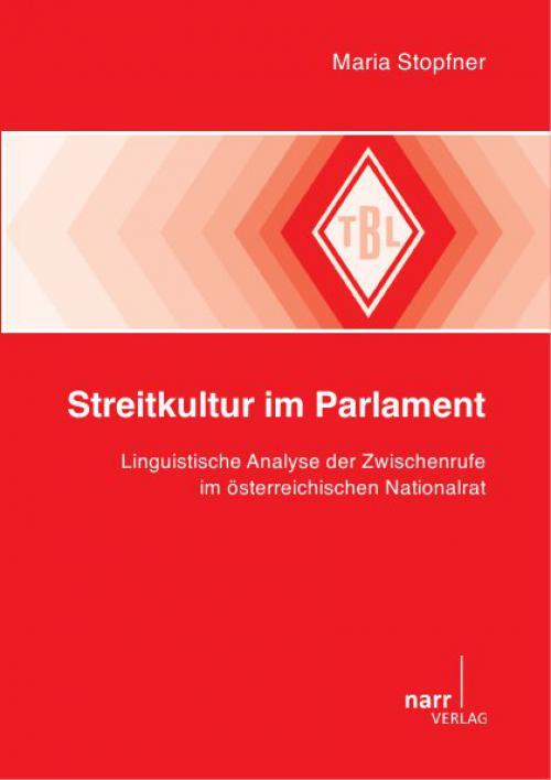 Streitkultur im Parlament cover