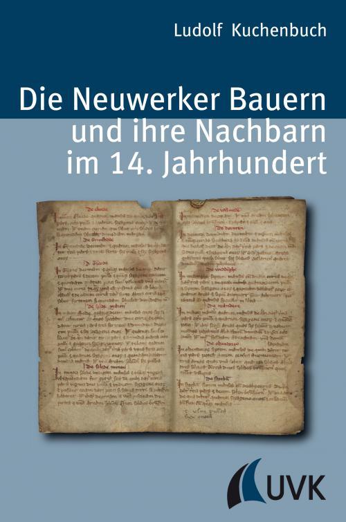 Die Neuwerker Bauern und ihre Nachbarn im 14. Jahrhundert cover