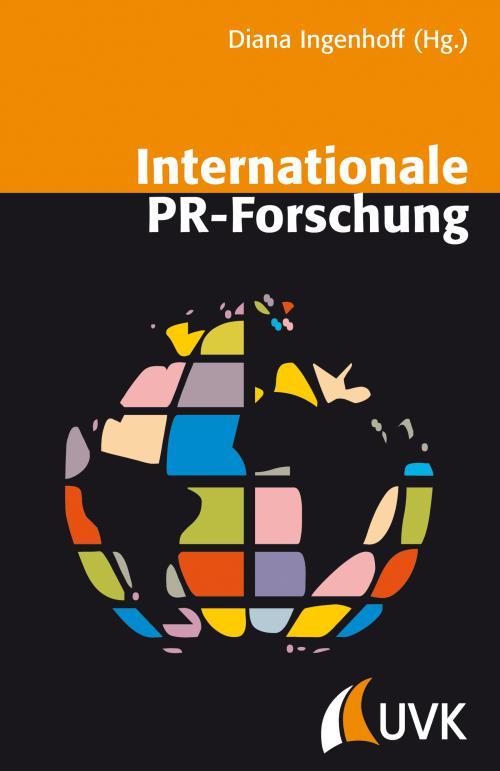 Internationale PR-Forschung cover