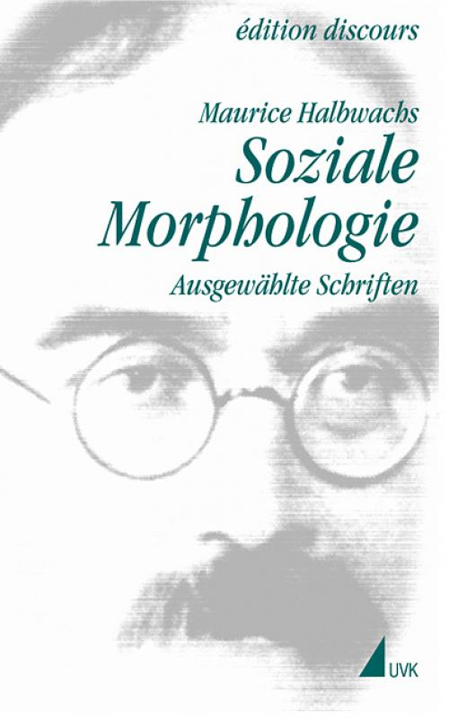 Soziale Morphologie cover