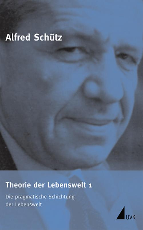 Theorie der Lebenswelt 1 cover