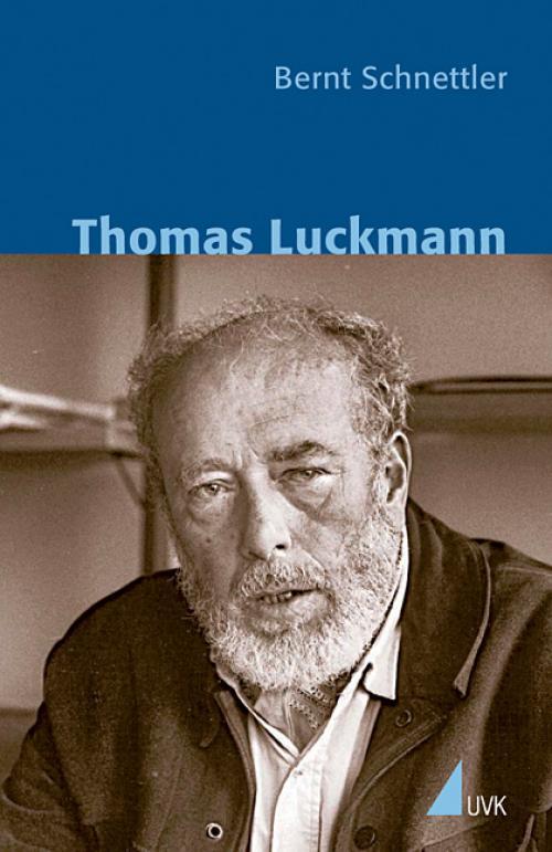 Thomas Luckmann cover