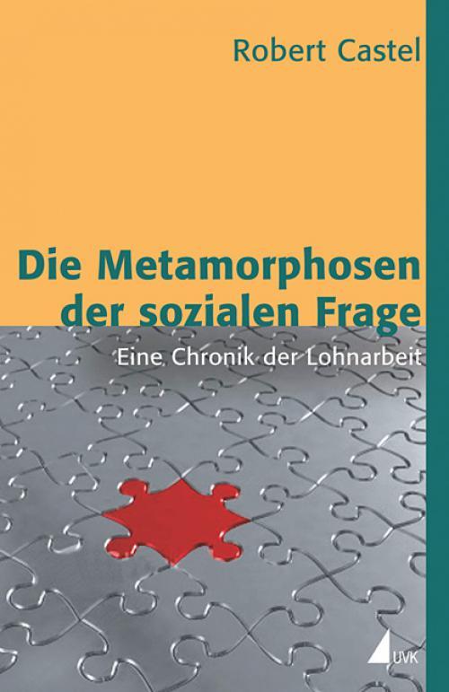 Die Metamorphosen der sozialen Frage cover