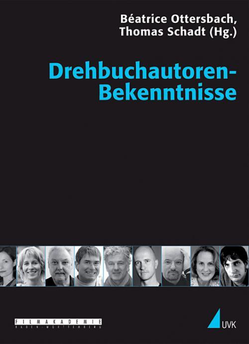 Drehbuchautoren-Bekenntnisse cover