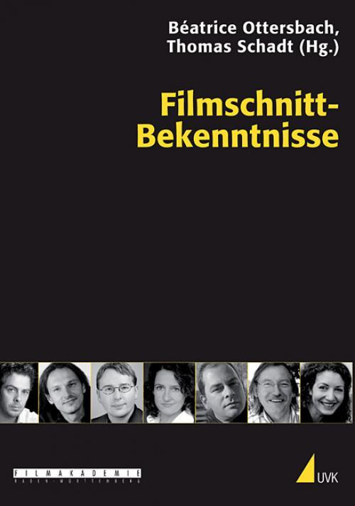 Filmschnitt-Bekenntnisse cover