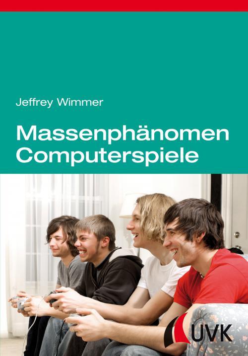 Massenphänomen Computerspiele cover