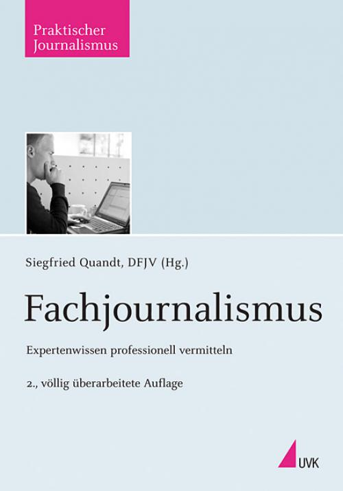 Fachjournalismus cover