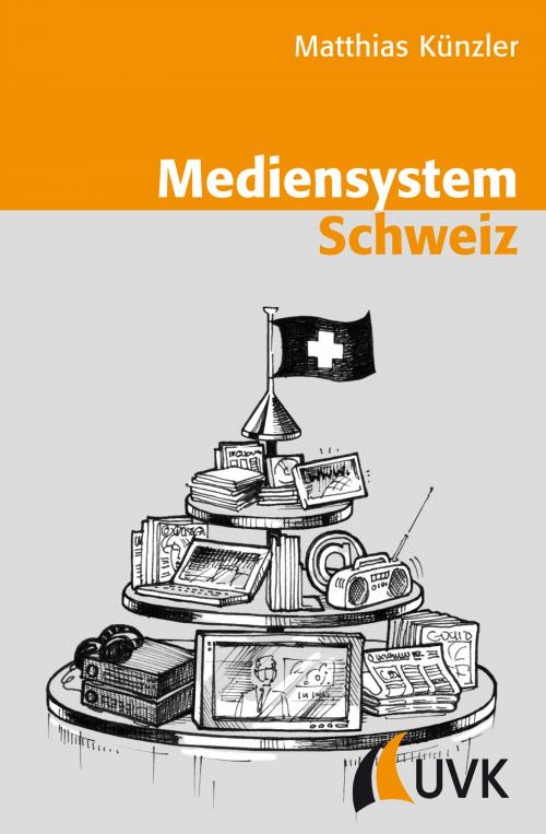 Mediensystem Schweiz cover