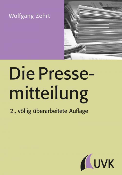 Die Pressemitteilung cover