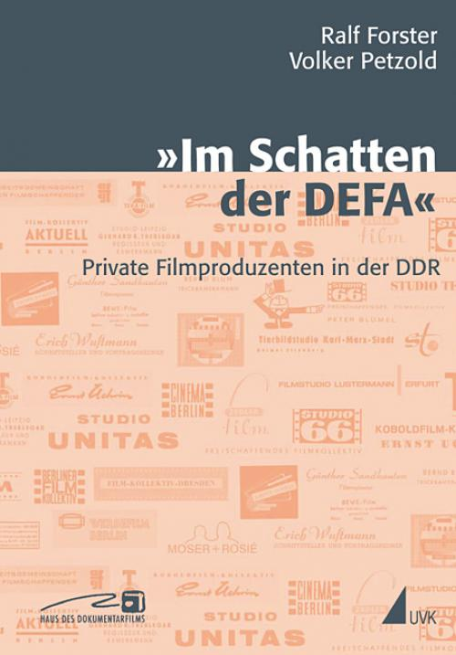 Im Schatten der DEFA cover