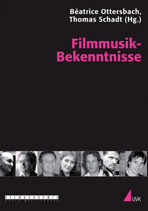 Filmmusik-Bekenntnisse cover