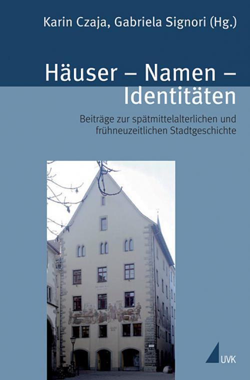 Häuser, Namen, Identitäten cover