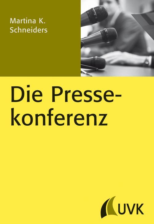 Die Pressekonferenz cover