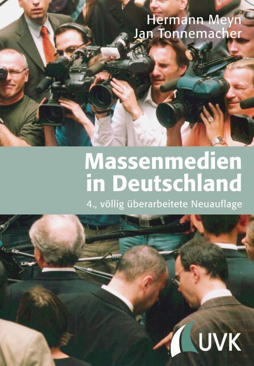 Massenmedien in Deutschland cover