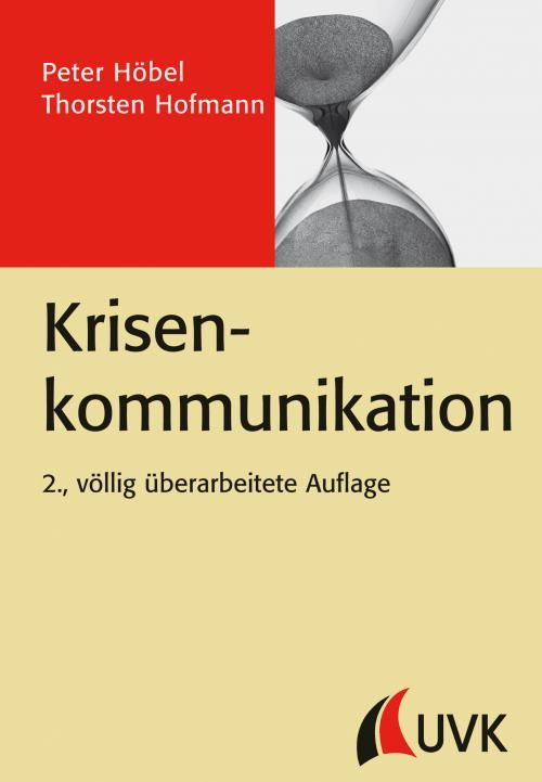 Krisenkommunikation cover