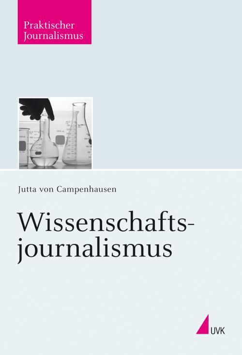 Wissenschaftsjournalismus cover