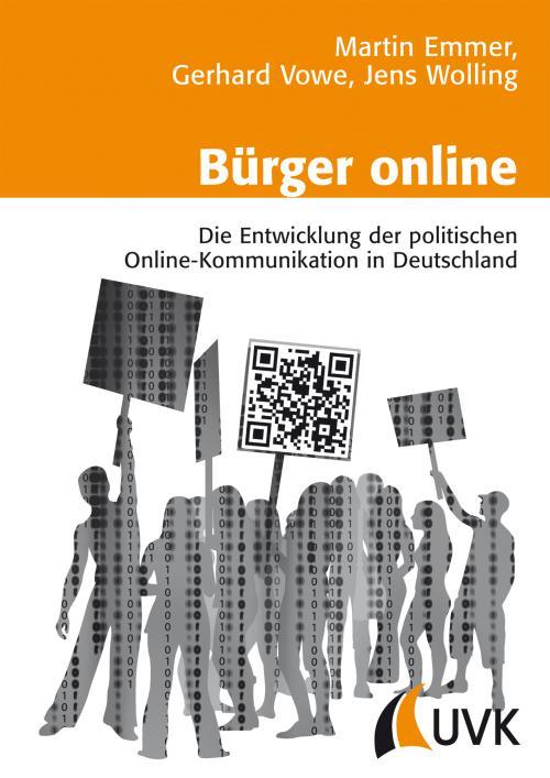 Bürger online cover
