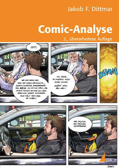 Comic-Analyse cover
