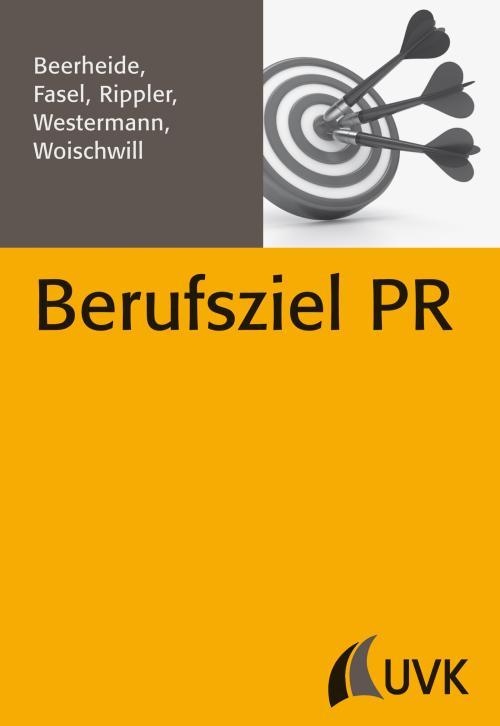 Berufsziel PR cover