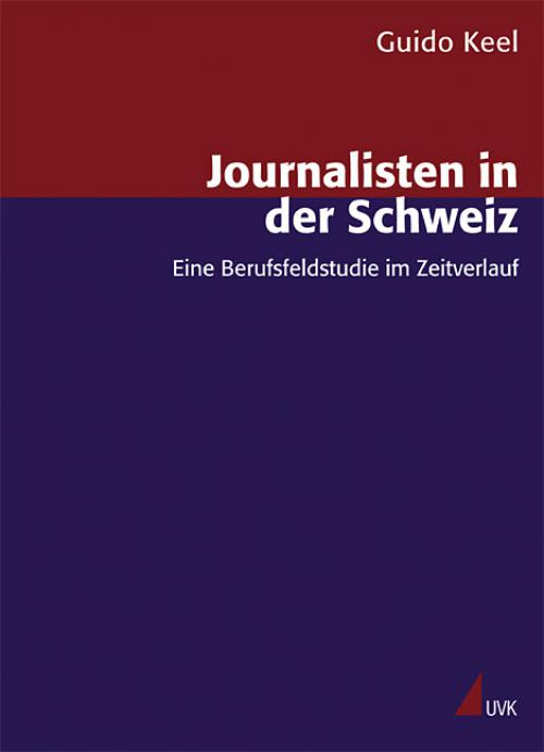 Journalisten in der Schweiz cover