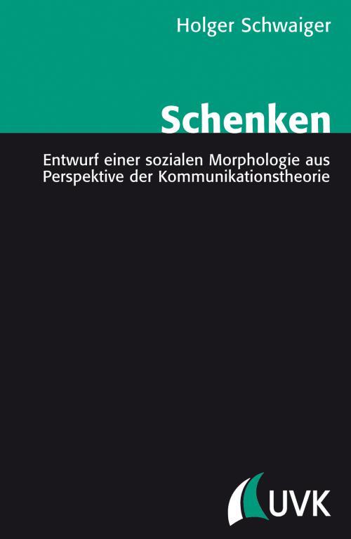 Schenken cover