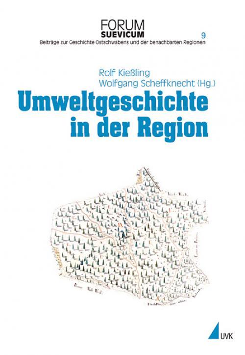 Umweltgeschichte in der Region cover