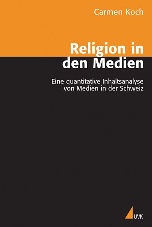 Religion in den Medien cover
