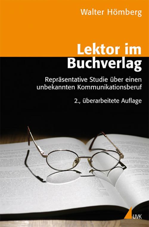 Lektor im Buchverlag cover