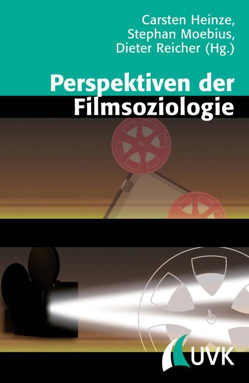 Perspektiven der Filmsoziologie cover
