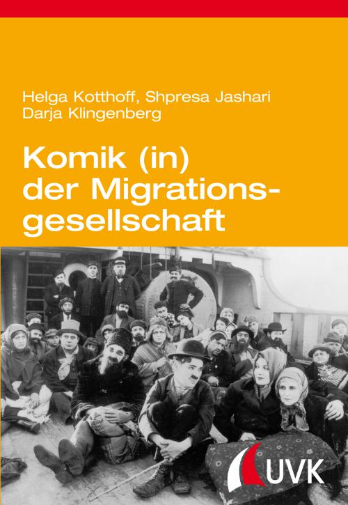 Komik (in) der Migrationsgesellschaft cover
