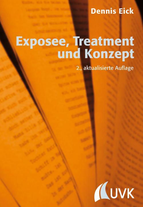 Exposee, Treatment und Konzept cover