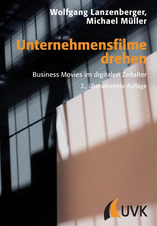 Unternehmensfilme drehen cover