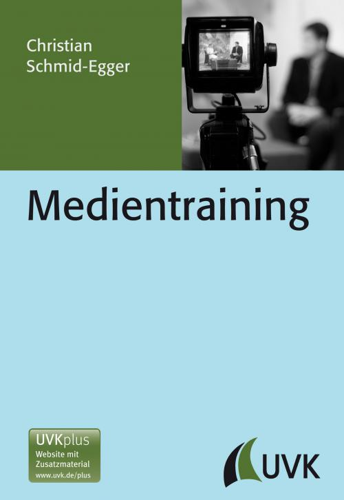 Medientraining cover