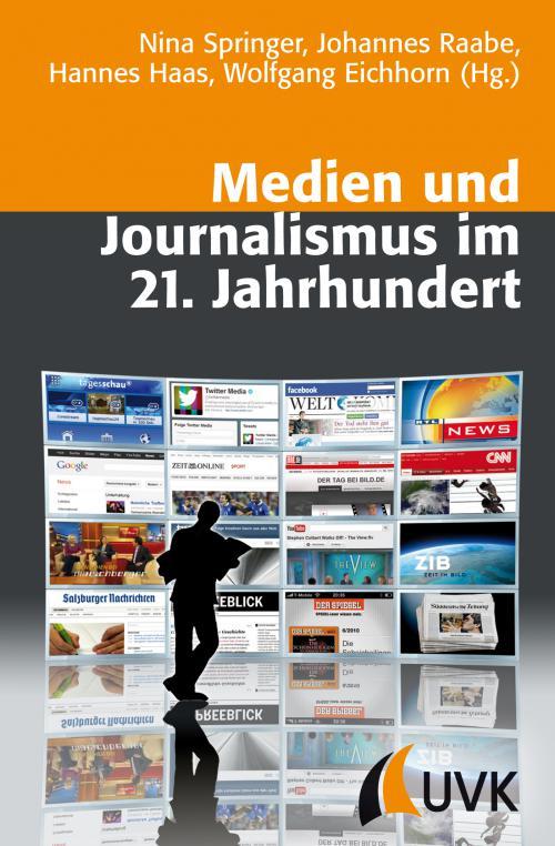 Medien und Journalismus im 21. Jahrhundert cover