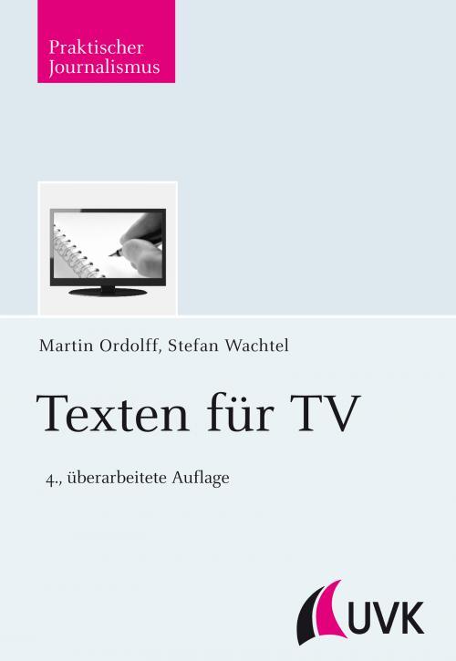 Texten für TV cover