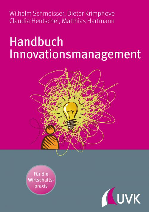 Handbuch Innovationsmanagement cover
