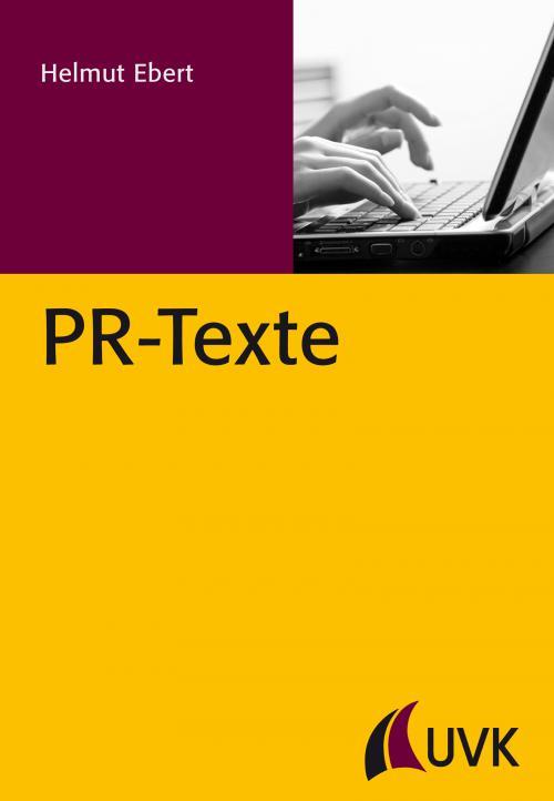PR-Texte cover