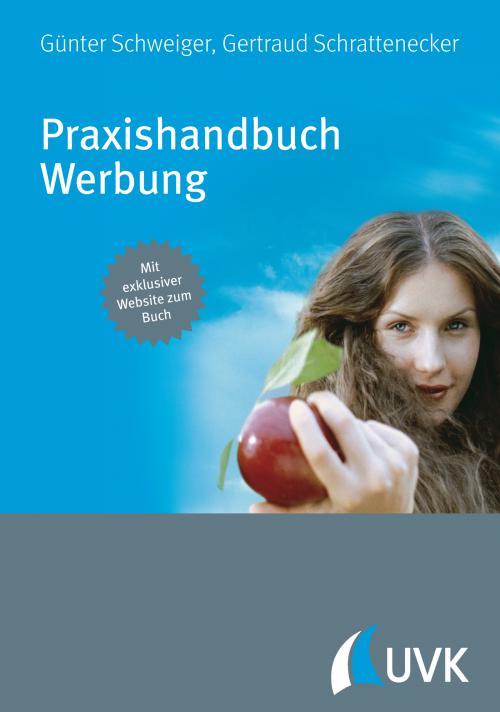 Praxishandbuch Werbung cover