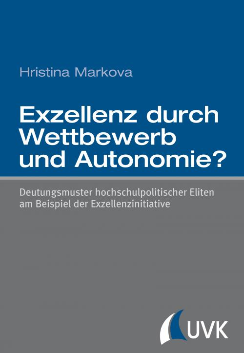 Exzellenz durch Wettbewerb und Autonomie? cover