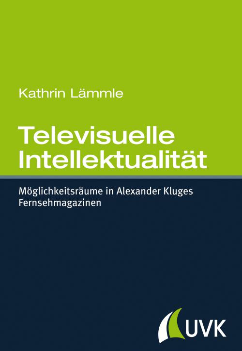 Televisuelle Intellektualität cover