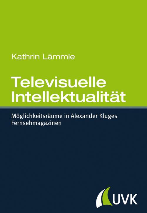 Televisuelle Intellektualität cover