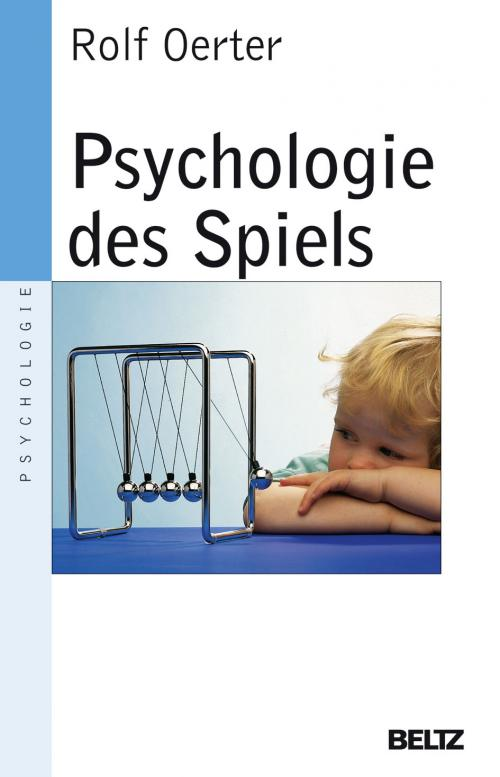 Psychologie des Spiels cover