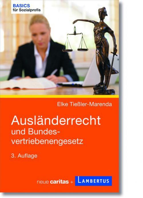 Ausländerrecht und Bundesvertriebenengesetz cover