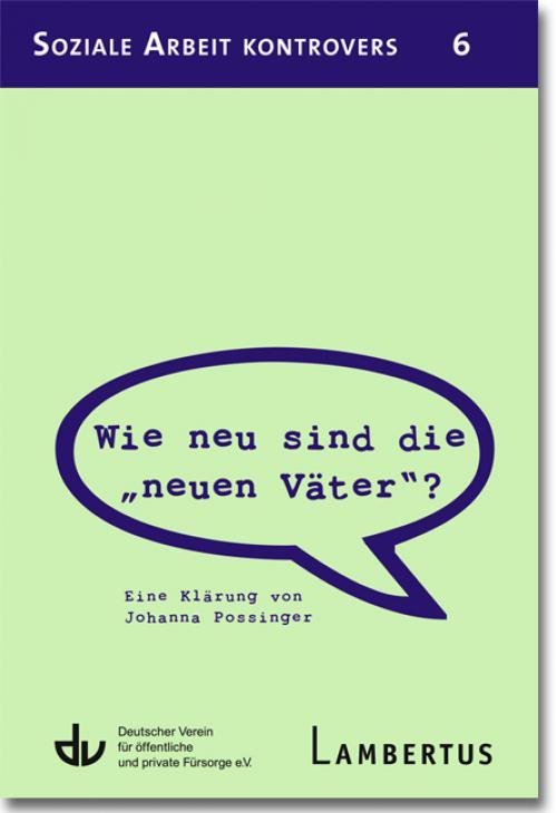 """Wie neu sind die """"neuen Väter""""? cover"""