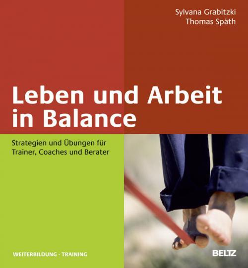 Leben und Arbeit in Balance cover